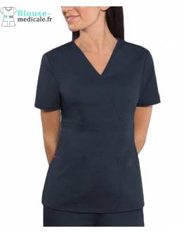 Tunique Dickies Femme Gris Anthracite 86806