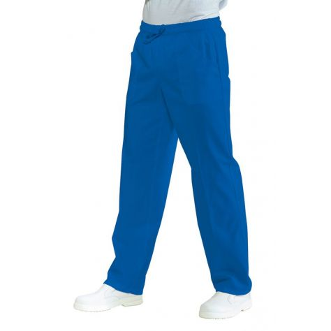 Pantalon médical Unisexe Bleu royal