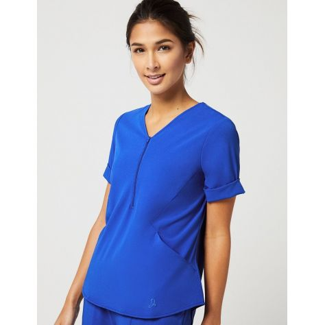 "Tunique Jaanuu ""Relaxed Cuff Sleeve Top"" Bleu Royal Collection Hudson"