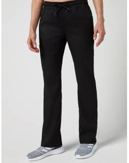 "Pantalon ""Straight Leg 4 Pocket Pant"" Noir Collection Classic"