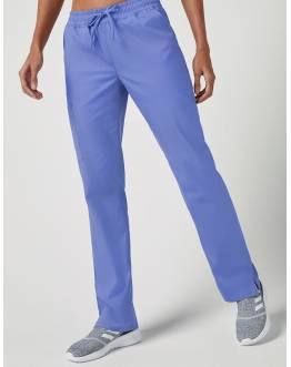 "Pantalon ""Straight Leg 4 Pocket Pant"" Bleu Ciel Collection Classic"