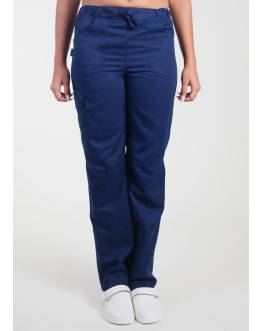 Pantalon Medical Lafont Femme JULIETTE Marine