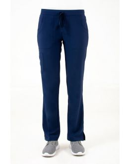 Pantalon Medical Femme Life Threads 1528 Bleu Marine