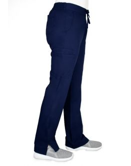 Pantalon Medical Femme Life Threads 1425 Bleu Marine