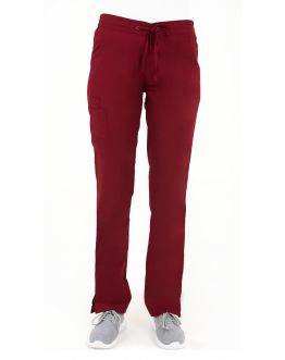 Pantalon Medical Femme Life Threads 1425 Bordeaux
