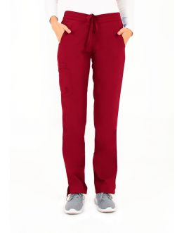 Pantalon Medical Femme Life Threads 1425 Rouge