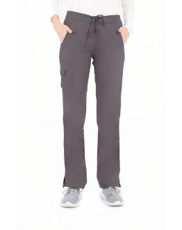 Pantalon Medical Femme Life Threads 1427 Gris Anthracite