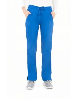 Pantalon Medical Femme Life Threads 1427 Bleu Royal