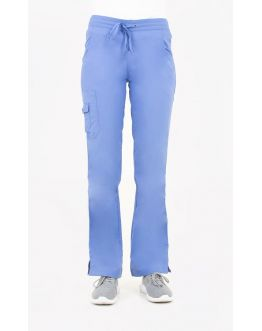 Pantalon Medical Femme Life Threads 1427 Bleu Ciel