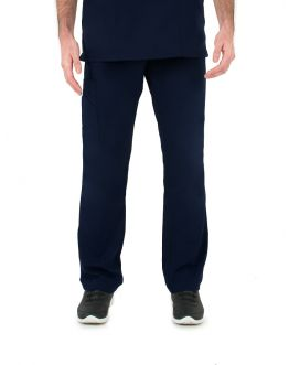 Pantalon Medical Homme Life Threads 2420 Bleu Marine
